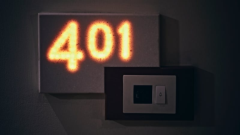 common HTTP methods. 401, unauthorized access