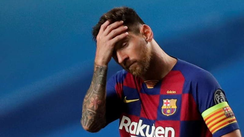 Barcelona President stated that he is confident Lionel  at the club