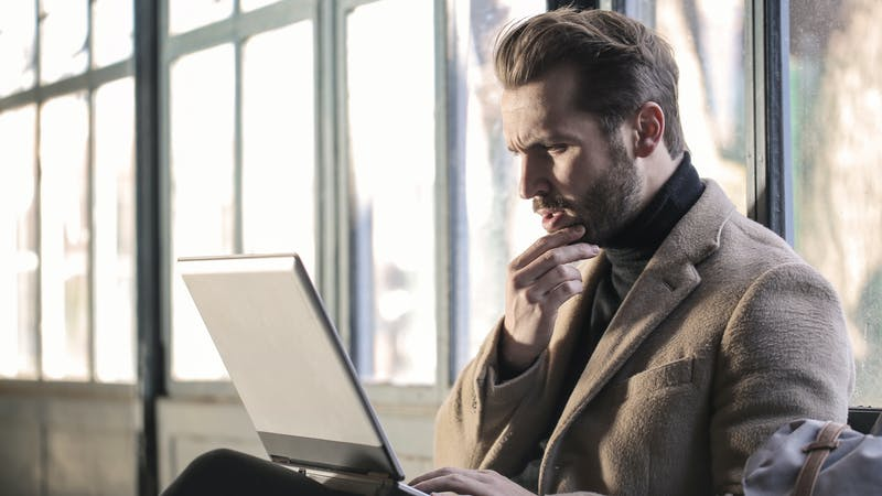 Using laptop computers on the laps while working might cause male infertility