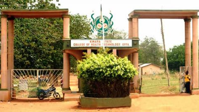 Students of the Kwara State College of Health Technology, Offa have kicked against illegal fee and extortion by the institution's management.