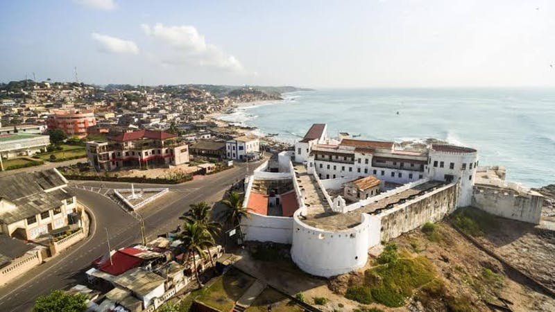 Cape Coast is a historic centre in Ghana and is a great tourist centre particularly for visitors who are interested in African colonialism