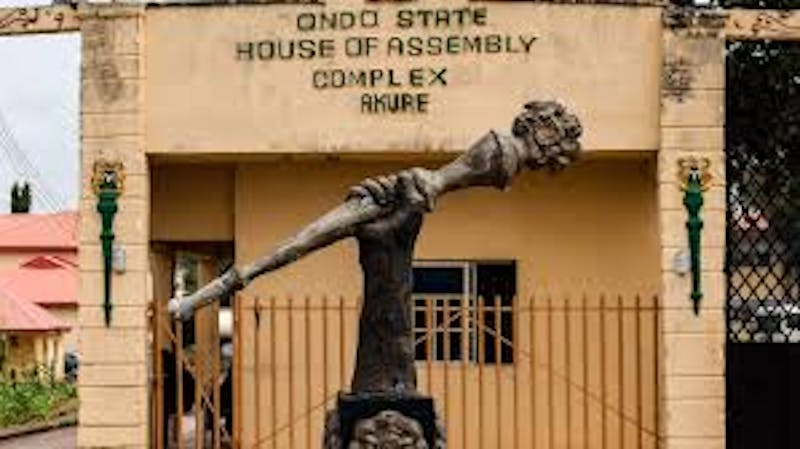 Ondo House of Assembly complex