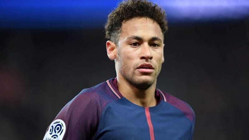 Neymar is the ninth richest footballers in the world