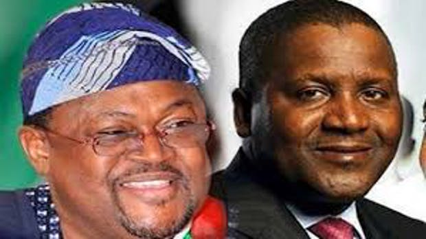 Dangote, Adenuga appears in Forbes list of African richest men 2021