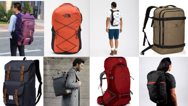 Complete list of best backpacks in the world