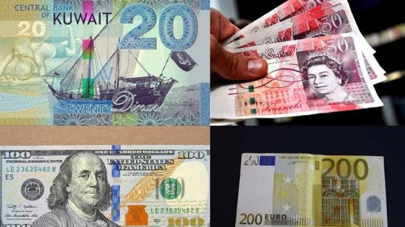 Strongest currency in the world: Top 10 highest currency in the world