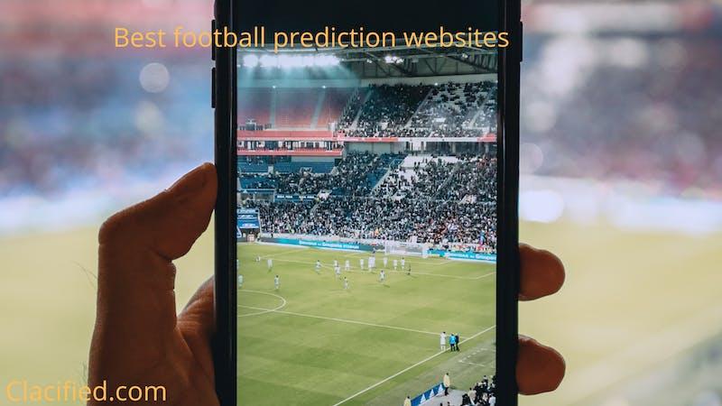 List of best football prediction websites in 2021