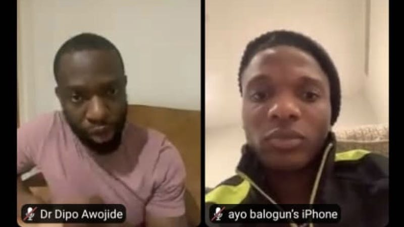 Celebrities who were in a zoom meeting with some elites as regards the EndSARS protest