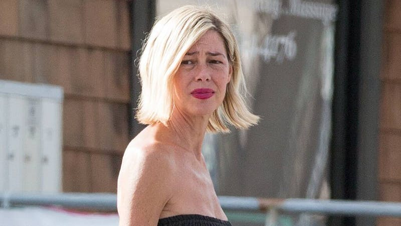 Mary Kay Letourneau, the former school teacher who was convicted of raping a 13-year-old sixth-grader, Vili Fualaau