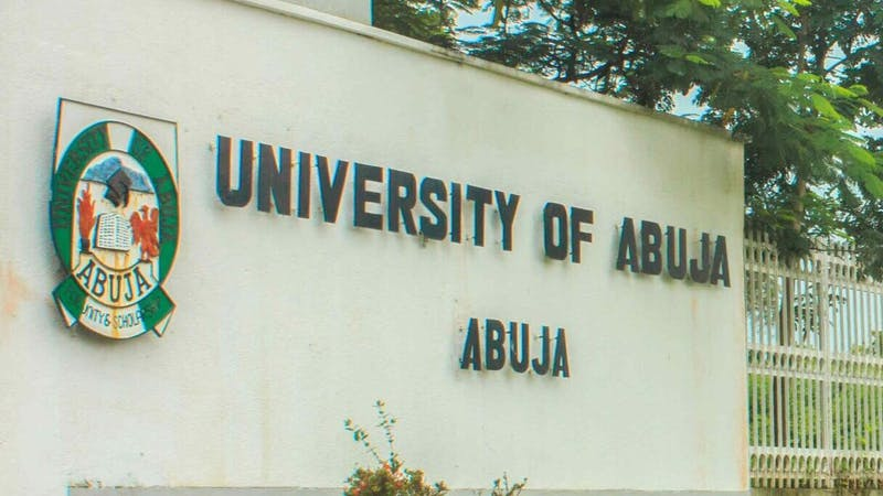 UNIABUJA has released its 2020 Post-UMTE screening form