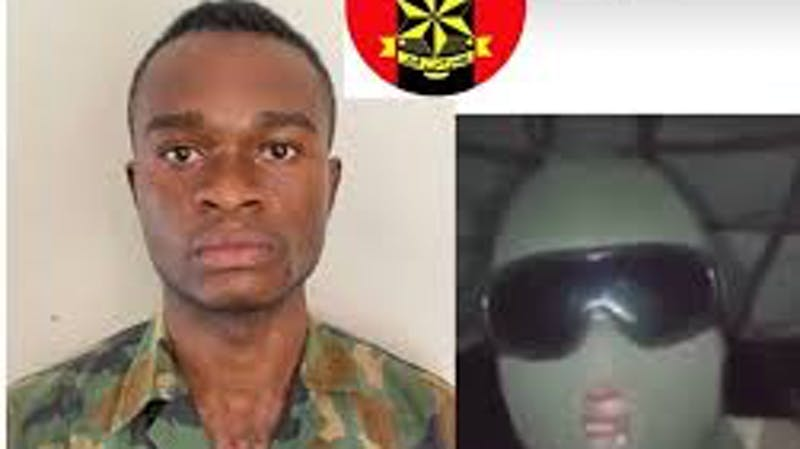 Nigerian Army has arrested Corporal Harrison for  cyber crime