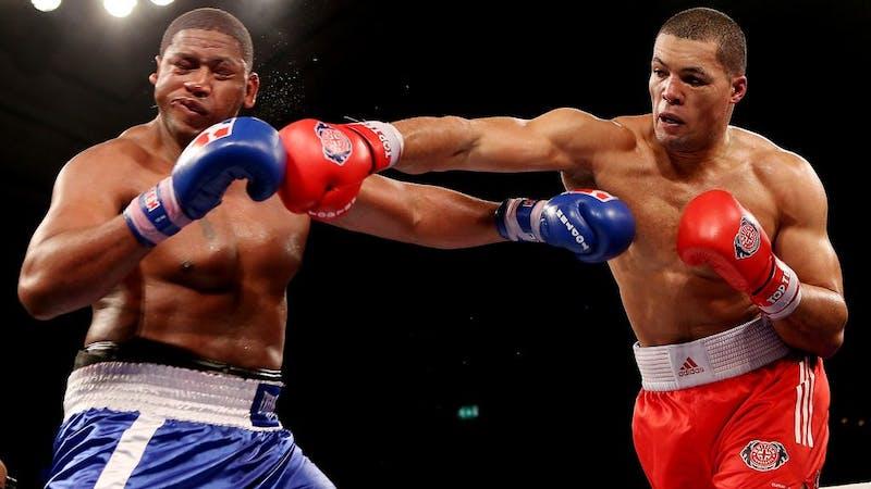 UK boxing is set to return on February