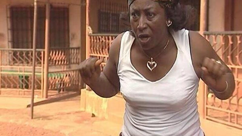 Patience Ozokwor a.k.a Mama G is a popular Nigerian Actress and know for her villain roles in Nollywood Movies.