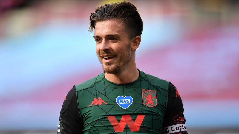 Jack Grealish handed his first England call up from Gareth Southgate