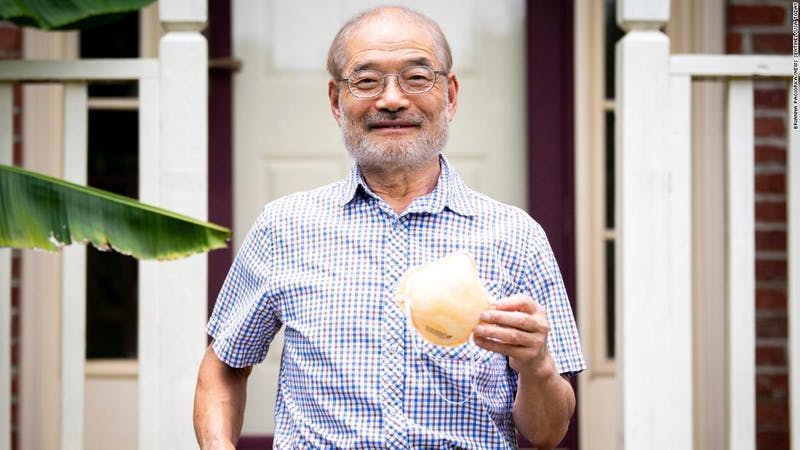 Peter Tsai, the Taiwanese American scientist who invented the N95 mask filter