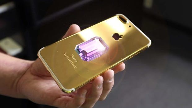 Top ten most expensive phones in the world