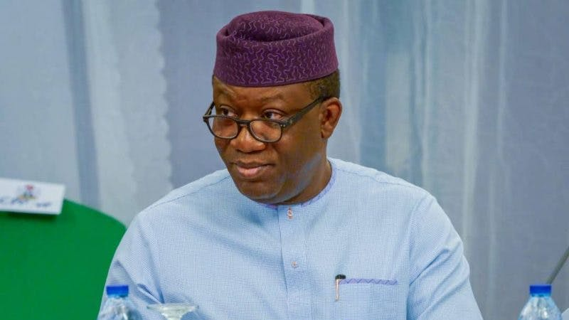 Gov. Fayemi has set up a panel to investigate SAR and Police brutality in Ekiti State
