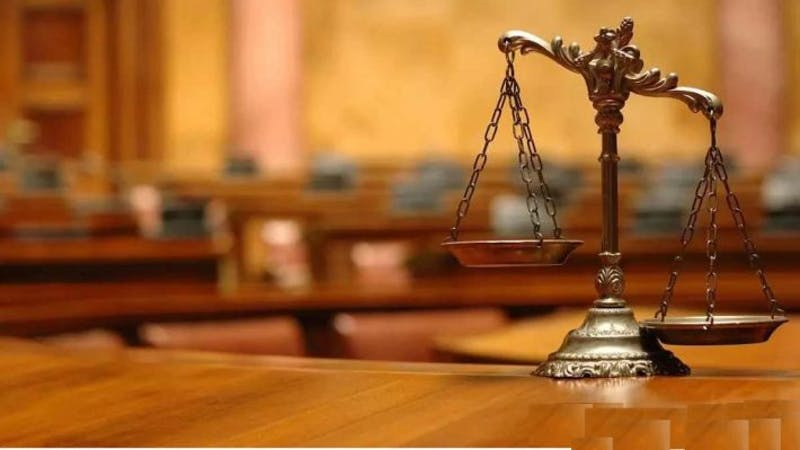 60-year-old, Ibrahim Ibuoye brought before an Ogun State Magistrates' Court for trespassing Olusegun Obasanjo's farmland
