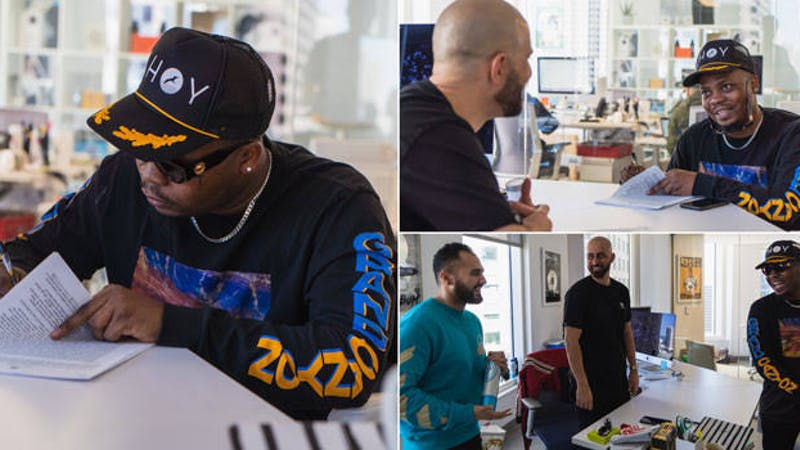 About a year ago, Olamide YBNL signed a joint-venture deal with Empire Distribution