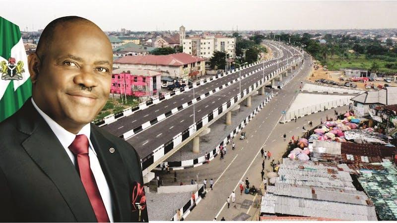 Photo News: Gov Wike commissions Rebisi Flyover, Port Harcourt