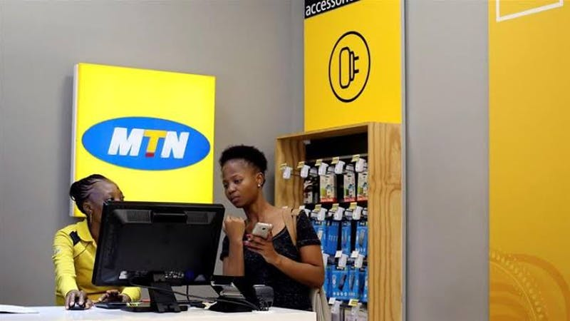 MTN telecommunications service to sell stake in Jumia