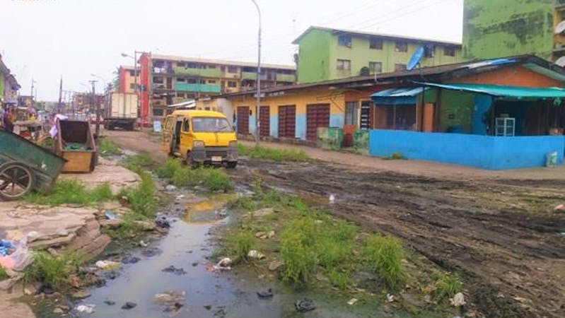 The Lagos state government and the Federal government to address the infrastructural degeneration in Festac town