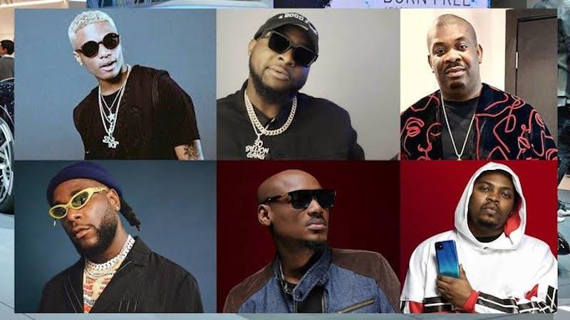 Top 10 richest musicians in Nigeria in 2021