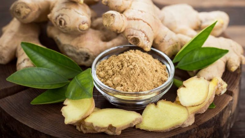 Health benefits of the  plant (Zingiber Officinale)