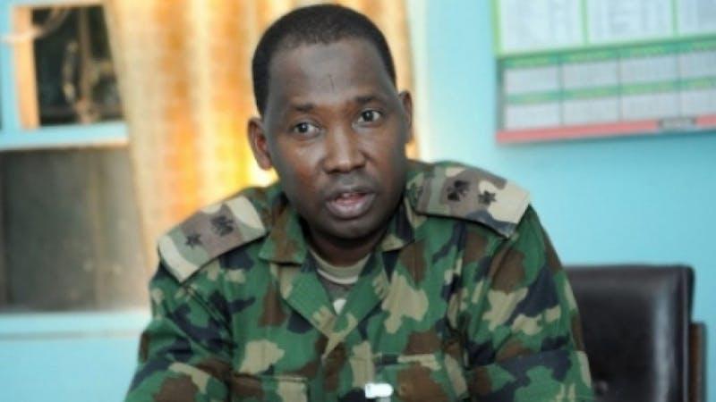 Sagir-Musa, an army spokesperson