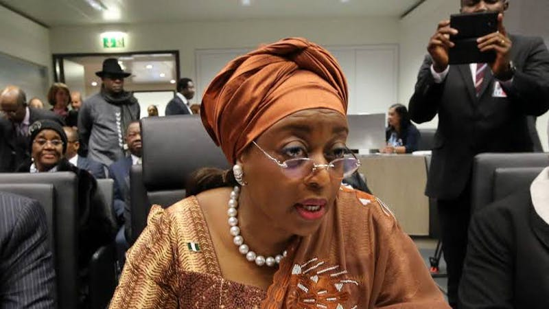 Former Minister of Petroleum Resources, Diezani Alison-Madueke wanted by EFCC for allegedly multiple counts of corruption and embezzlement