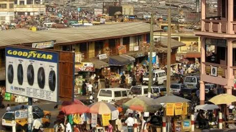 Ghana authorities shut down shops owned by Nigerian authorities for allegedly failing to pay the $1m equity stipulated by the Ghana Investment Promotions Council