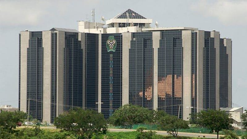 Building complex of the Central Bank of Nigeria