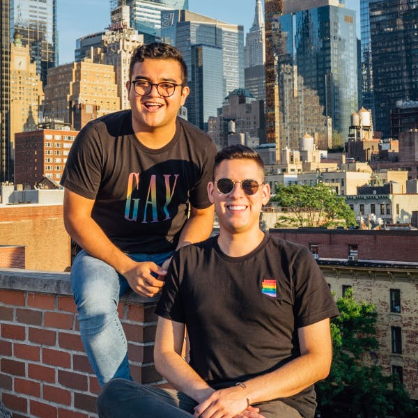 Founders of Gay Pride Apparel