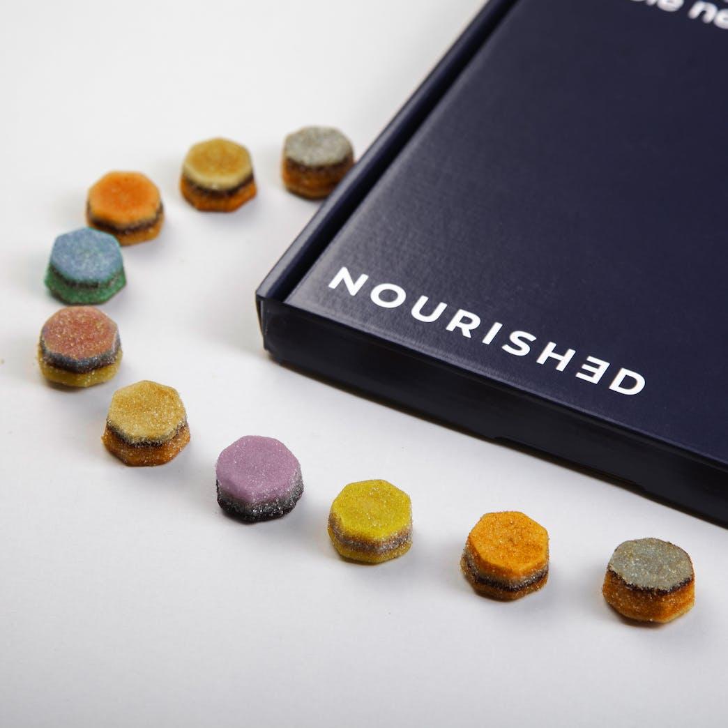 nourished supplements