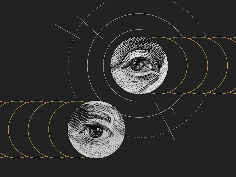 illustrations of eyes