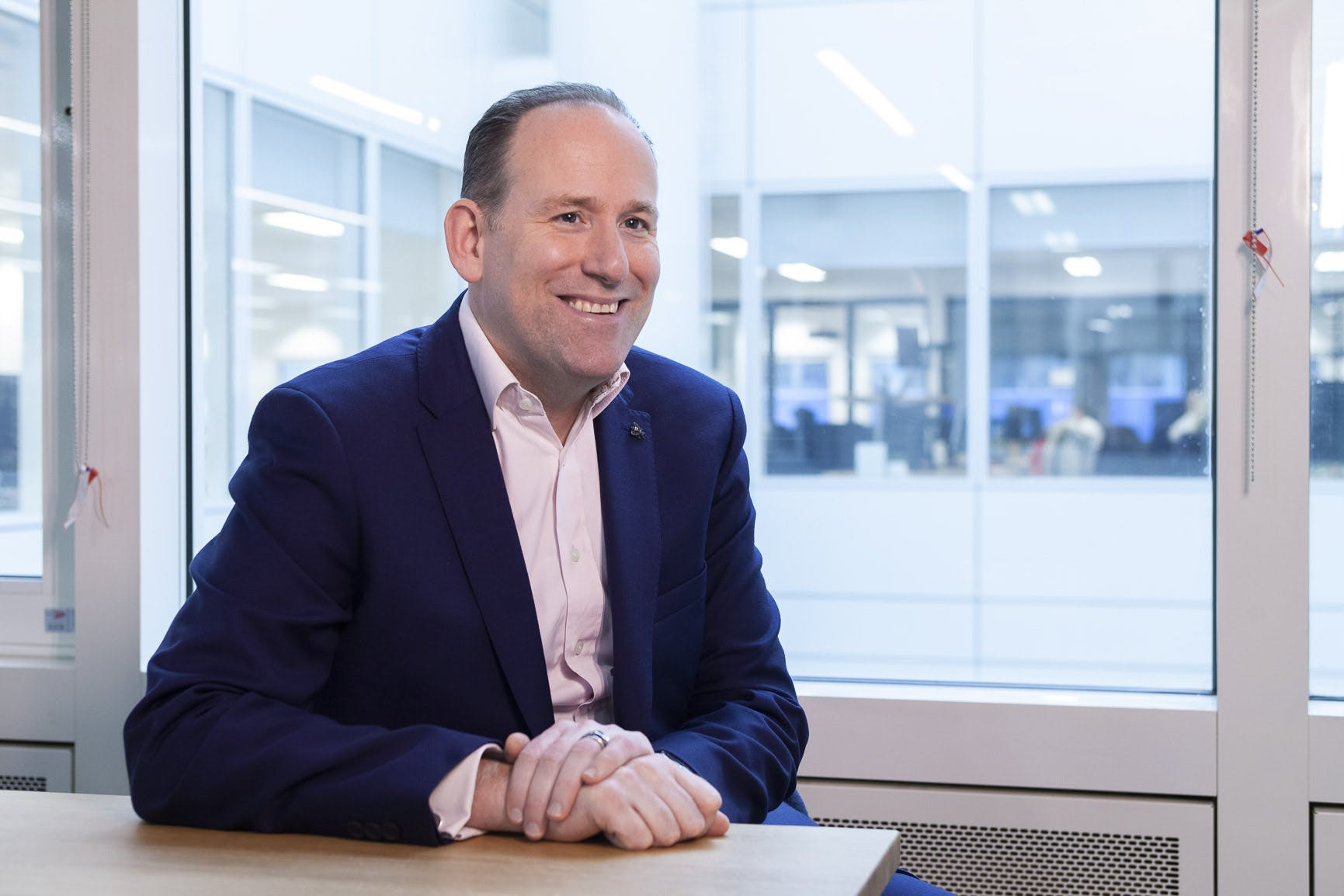 James Hopkinson CFO ClearBank