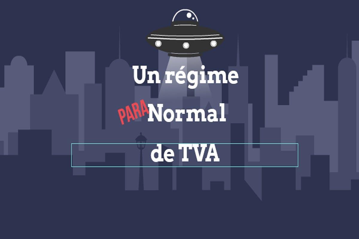 Le Régime Normal de TVA