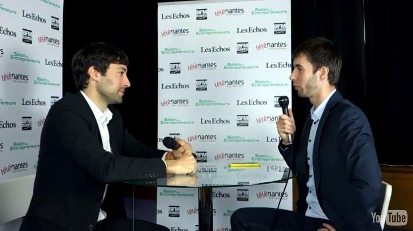Interview Les Echos