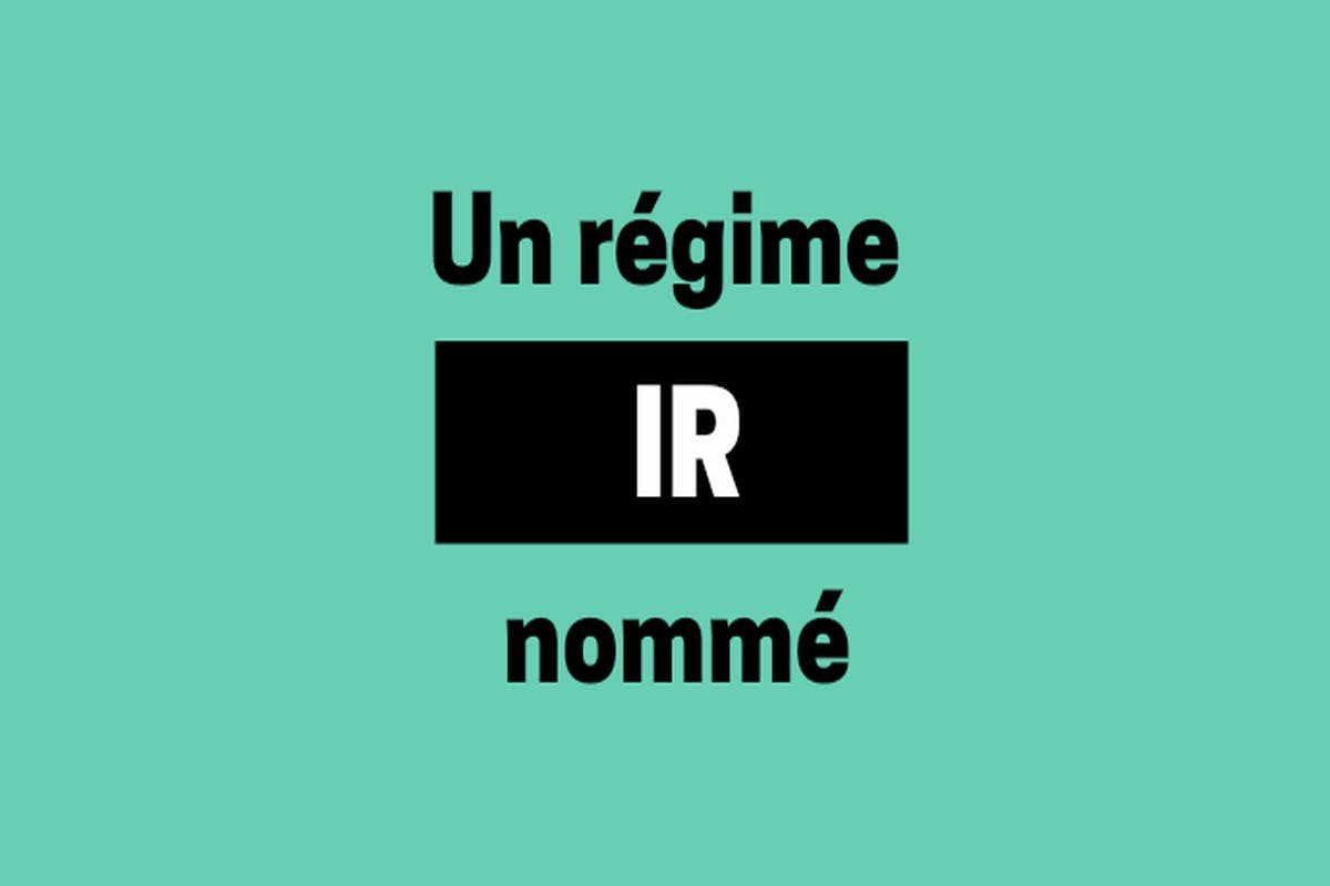Le Régime de l'Impôt sur le Revenu (IR)