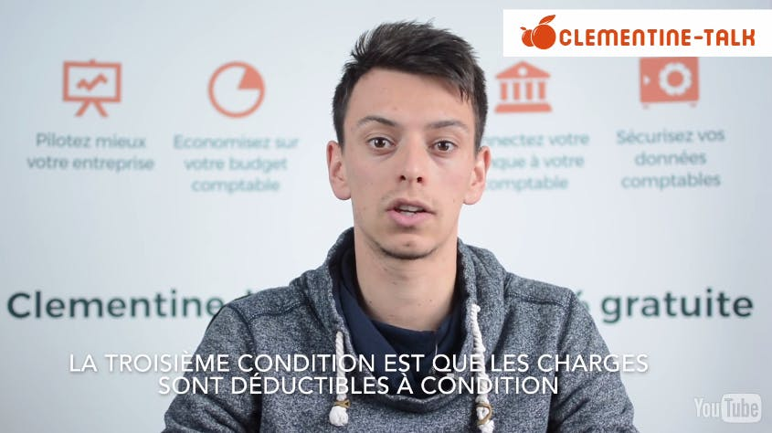 Charges déductibles