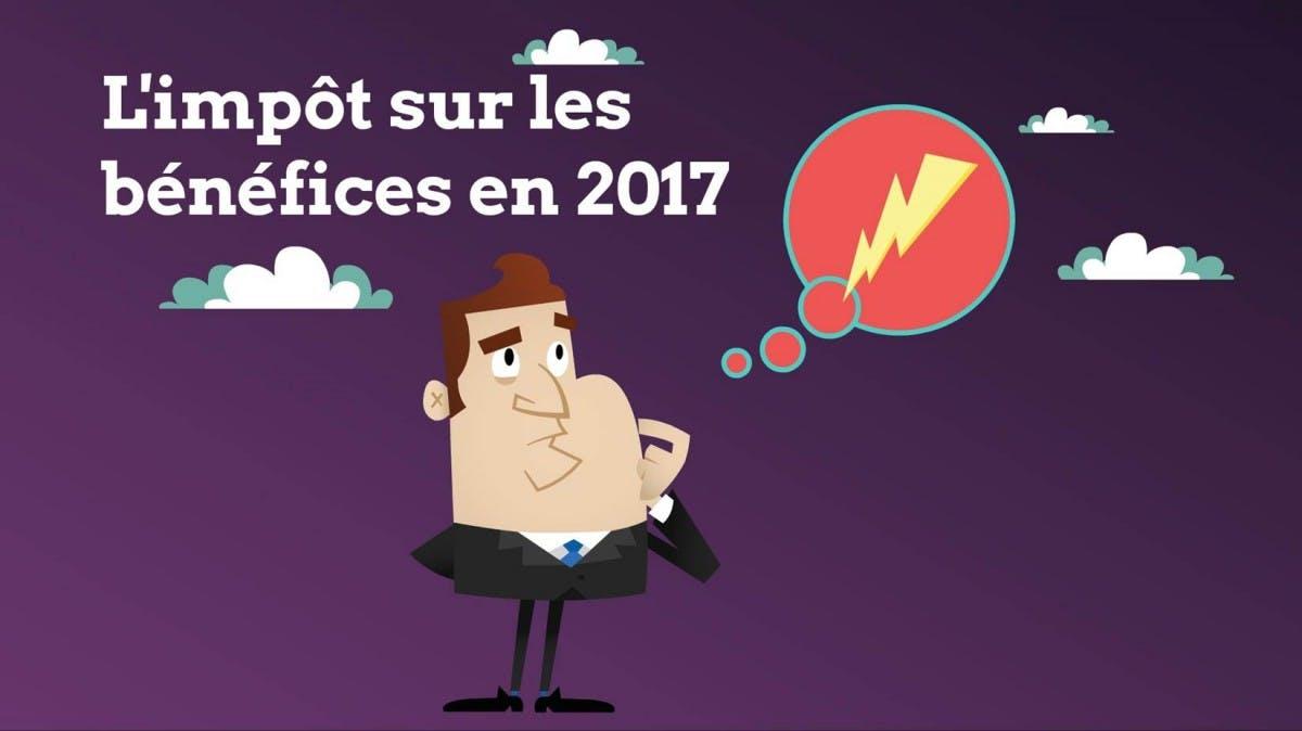 L'Impôt sur les Sociétés (IS) en 2017