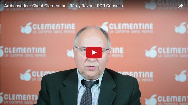 RDR Conseils client ambassadeur de Clementine