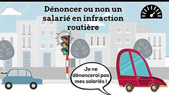 Dénoncer ou non un Salarié en Infraction Routière