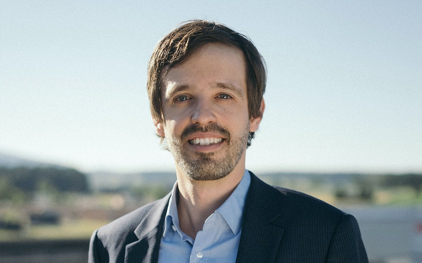Jan Wurzbacher, co-CEO and co-founder of Climeworks