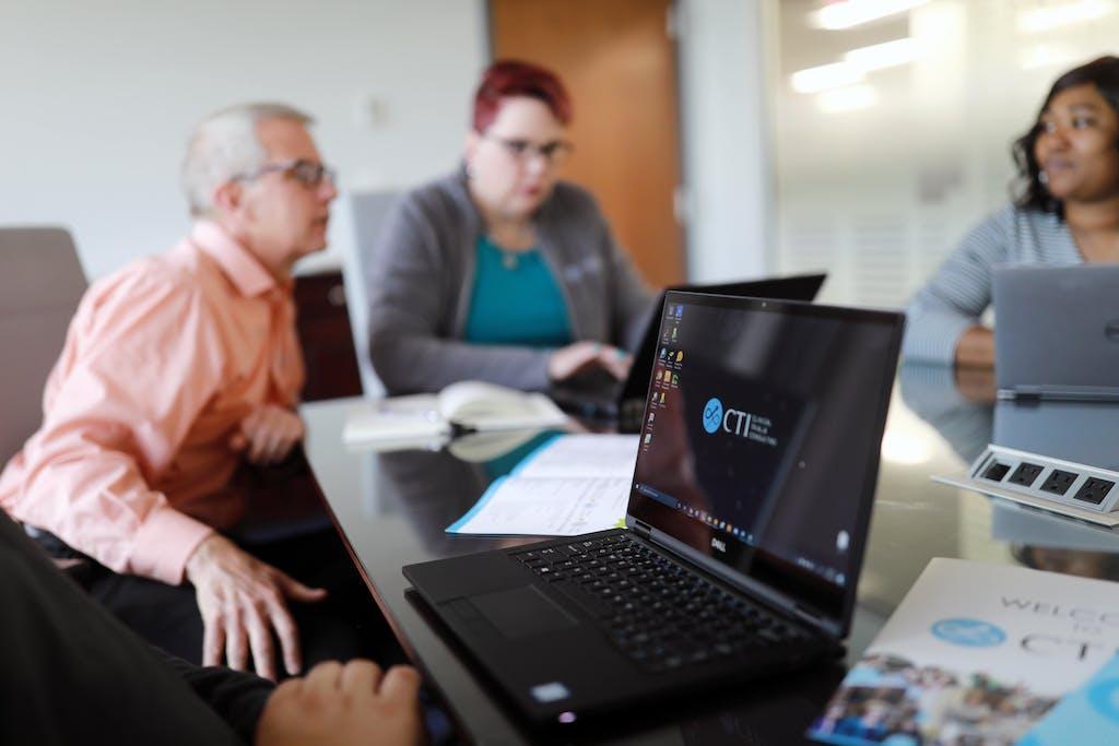 CTI multidisciplinary team