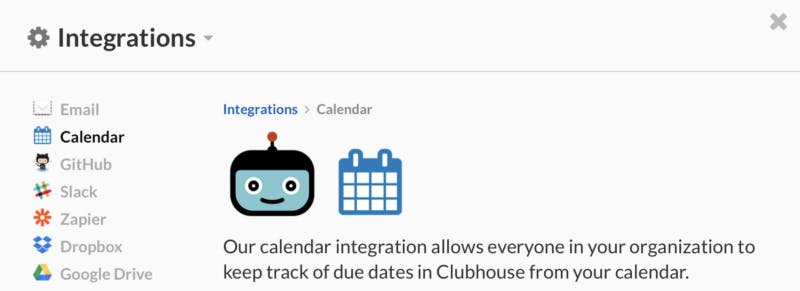 project management calendar for software teams