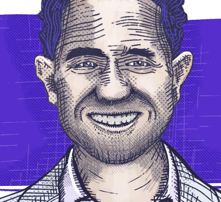 Portrait of Zach Ozer