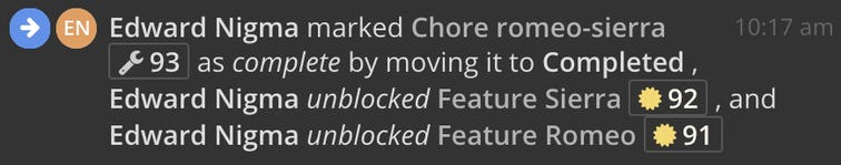 Clubhouse unblocked Story Activity Feed notification