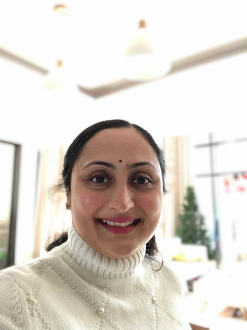 Picture of Vidya Venkat