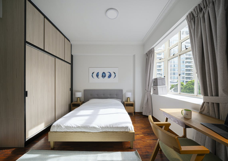 Casa Mia Casa Tua Langston Ville master bedroom